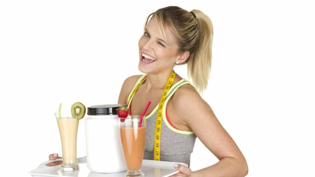 adelgazar con proteina
