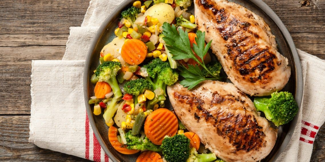 Carbohidratos para la cena