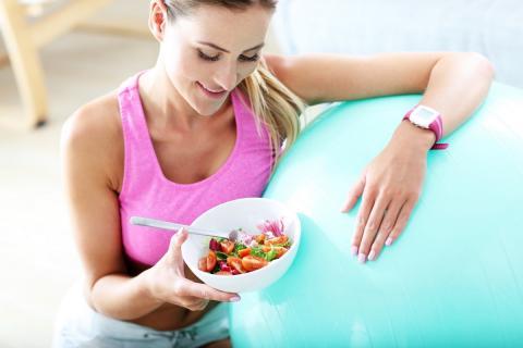 Dieta sana para bajar de peso y tonificar