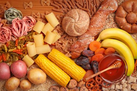 hidratos de carbono para eliminar grasa corporal