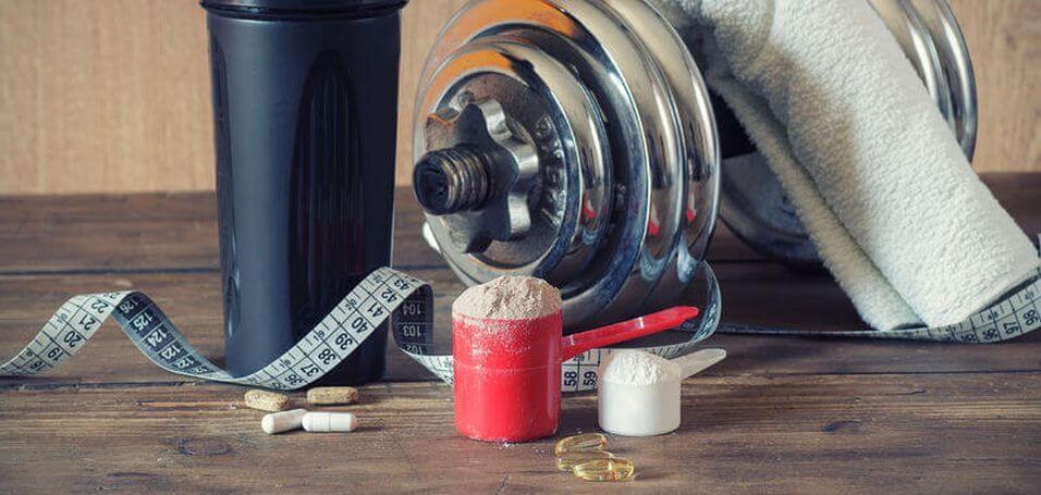 suplementos de crecimiento muscular