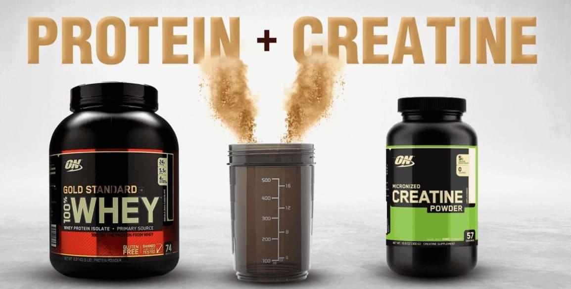 proteina con creatina