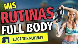 rutinas full body