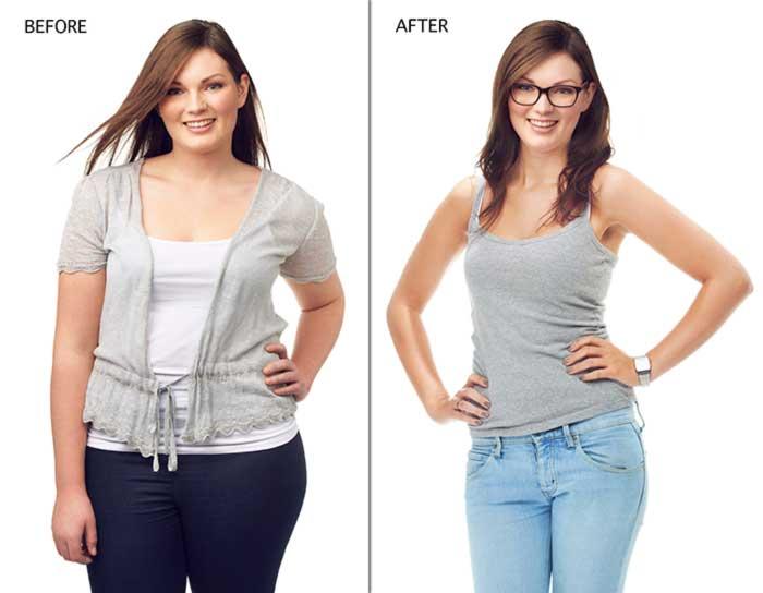 Cuál es la pérdida de peso media con la dieta keto